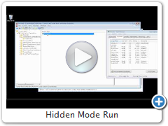 Hidden Mode Run