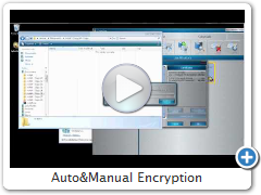 Auto&amp;Manual Encryption