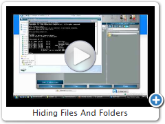 Hiding Files And Folders