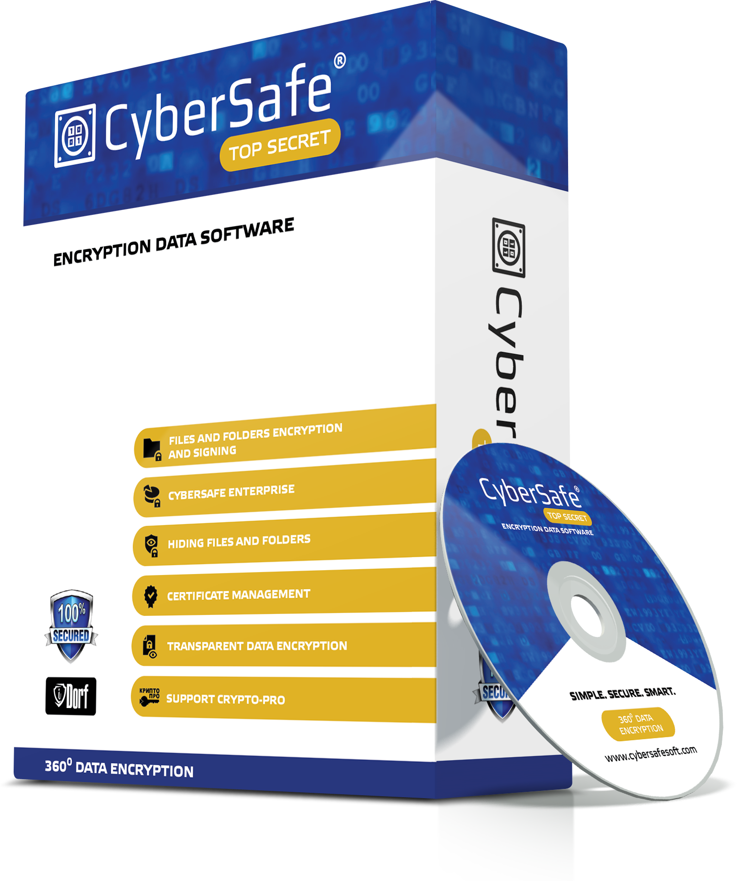 CyberSafe Top Secret 2
