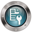 Storing keys on tokens